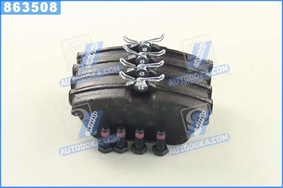 Купить Тормозные колодки, Колодки тормозные ФОЛЬКСВАГЕН T4 (70XB, 70XC, 7DB, 7DW) передние (производство TRW) ТРAНСПОРТЕР 4, GDB1092