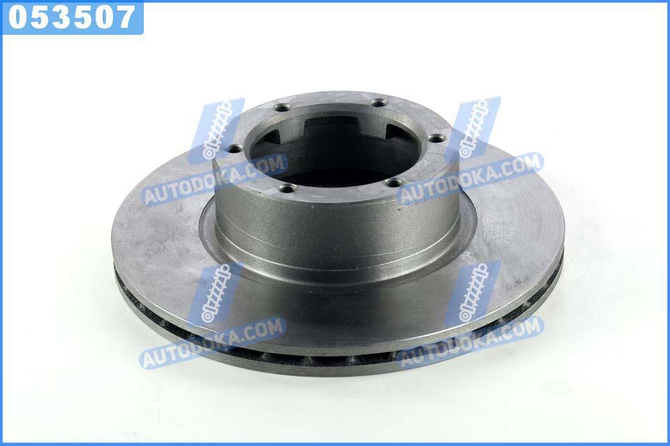 Диск тормозной ГАЗ 3302 передний d=104 мм (производство  ГАЗ)  3302-3501077