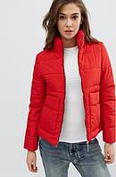 Демисезонная женская куртка MODA 0035 XS - XXL (42-52) Красный