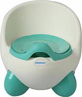 Детский горшок Babyhood Кью светло-зелёный (BH-105LG)