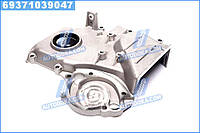 Крышка цепи ГАЗ двигатель 406 передний с сальником (Дорожная Карта) 406.1002058-11