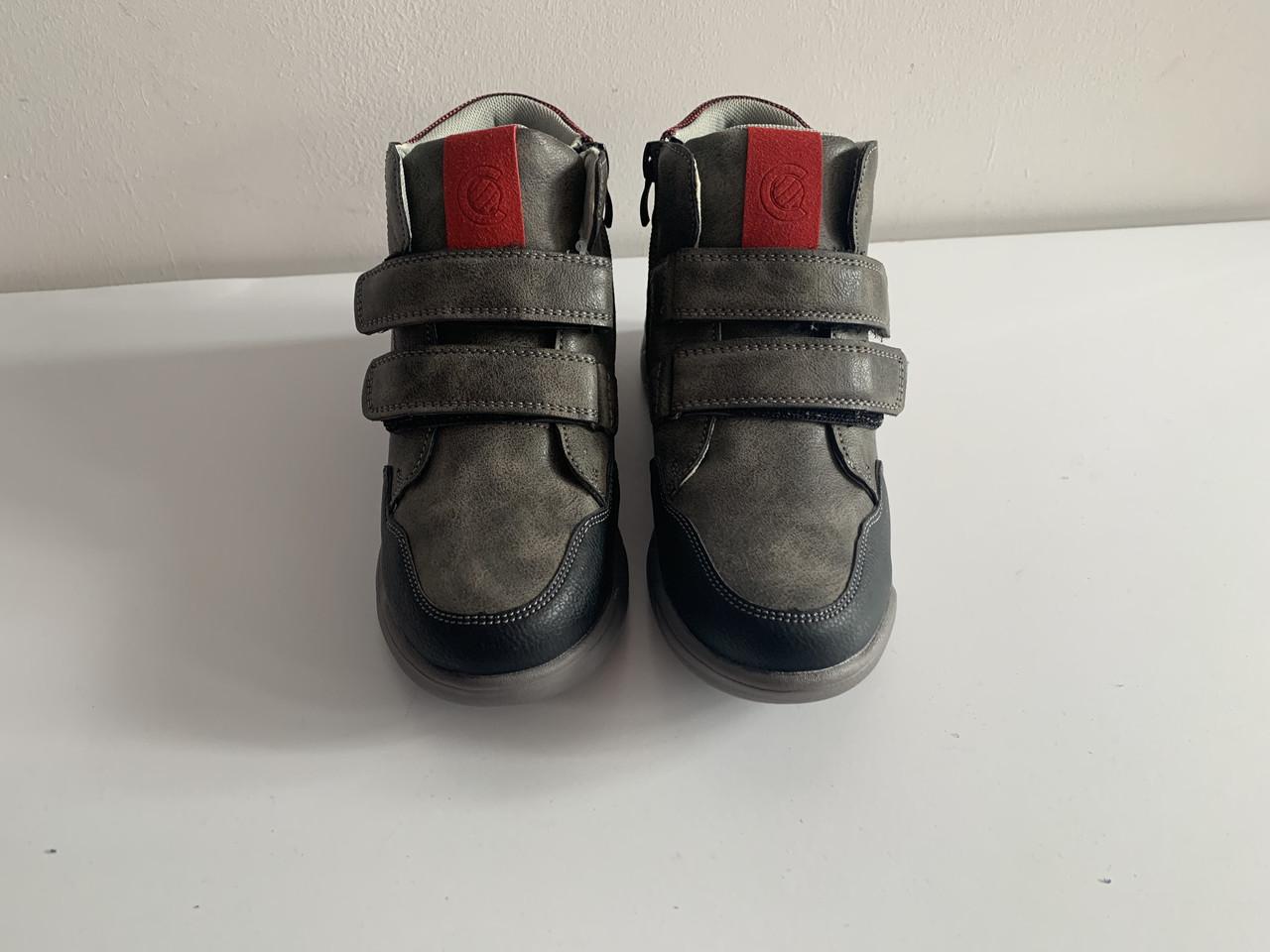 Дитячі бртінки для хлопчика Clibee Польща розміри 31-37