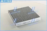 Фильтр салона угольный (производство  Knecht-Mahle) МАЗДА, 2, 6, ЦX-7, LAK158