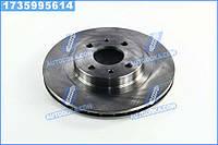 Диск тормозной ВАЗ 2112 передний R14 (RIDER)  2112-3501070