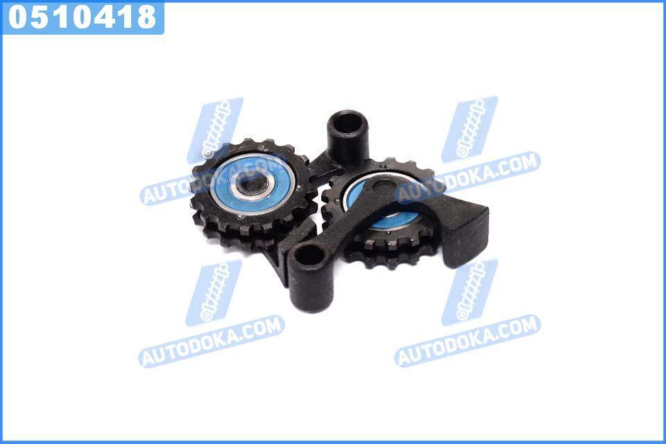 Ремкомплект ГРМ (рычаги натяжного устройства) двигатель 405, 406  (бренд  ГАЗ)  ДМ.1006050-ПР