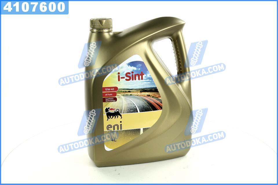 Масло моторное ENI I-Sint 10W-40 (Канистра 4л)  102482