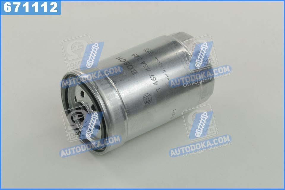 Фильтр топливный ШКОДА SUPERB, ФОЛЬКСВАГЕН PASSAT 1.9TDI (производство  Bosch) ПAССAТ БИТЛ, 1457434329