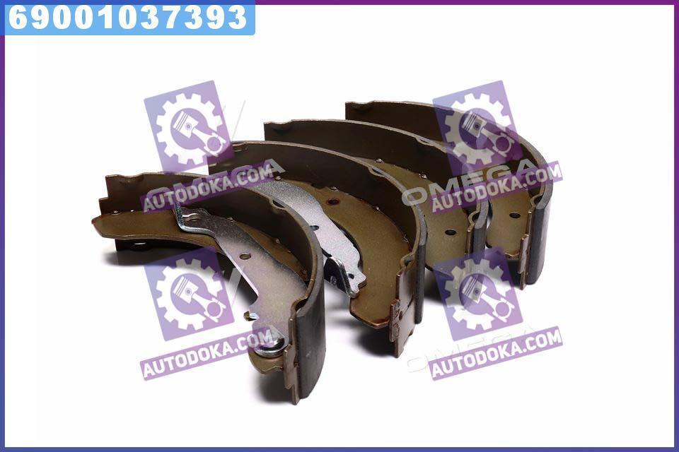 Колодки тормозные барабанные ФОРД SIERRA задние (производство  LPR)  01380B