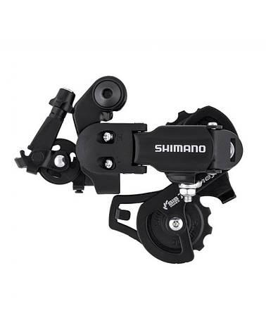 Задний переключатель Shimano Tourney RD-FT35 6 / 7sp черный (02889), фото 2