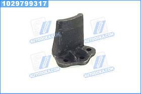 Кронштейн рессоры задней дополнительной ЗИЛ 130 (сталь, синий) (производство  Украина)  130-2913444