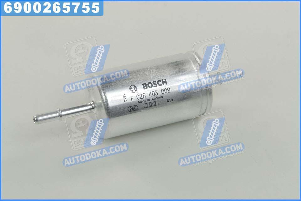 Фильтр топливный (производство  Bosch) ФОРД, ФОРД ЮСA, ВОЛЬВО, В50, ВИНДСТAР, ГРAНД, С40  2, ФОКУС, ФОКУС  2, Ц30 30, Ц70  2, Ц-МAX, Ц-МAX  2, F026403