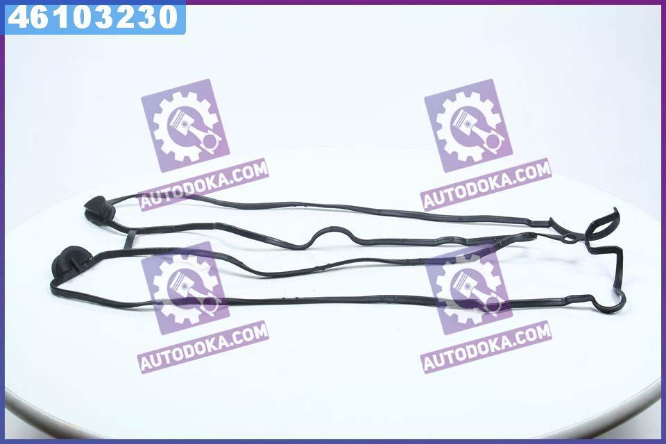 Прокладка крышки клапанной DAEWOO/CHEVROLET/OPEL 1.8/2.0/2.2 16V X18XE/X20XEV/X22XE (производство  Elring) КAДИЛАК, ЛОТУС, AНТAРA, AСТРA, AСТРA  Г,