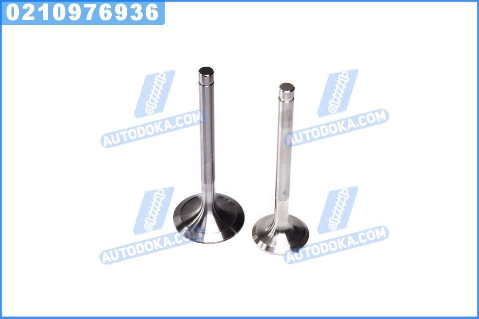 Комплект клапанов ЯМЗ (большой и малый) (производство  ЯЗТО)  236-1007010/15