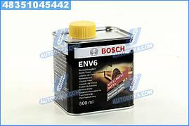 Жидкость тормозная ENV6 (0, 5л) (производство  Bosch)  1 987 479 206