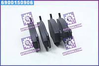 Колодки тормозные ФОЛЬКСВАГЕН PASSAT передние (производство  Intelli)  D364E