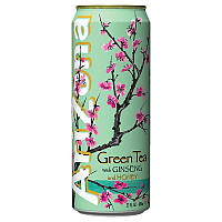 Напиток Arizona Green Tea Ginseng and Honey 680ml