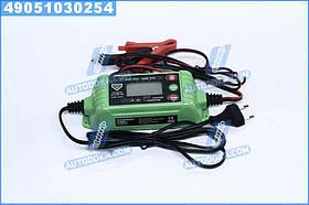 Зарядное устройство 4.2 Amp 6/12V микропроцессор, 10-ступеней зарядки с тестером <ARMER>  ARM-SC4E