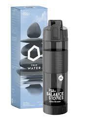 Бутылка ДЛЯ ОЩЕЛАЧИВАНИЯ  воды (устройство + картридж)  комплект PH Balance Stones,обьем 650 мл