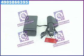 Разветвитель прикуривателя, 3в1, USB, 1000mA, удлинитель, LED индикатор, (Дорожная Карта)  WF-024