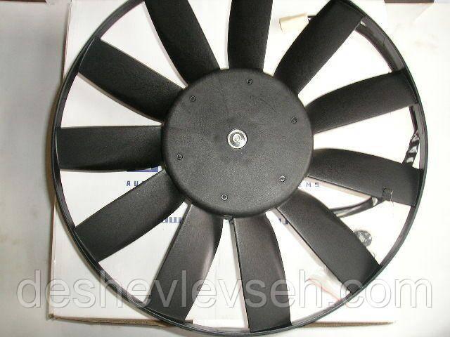 Электровентилятор радиатора ГАЗ-3110,ГАЗЕЛЬ 406дв (LFc 0310), 406-3730010 (ЛУЗАР)