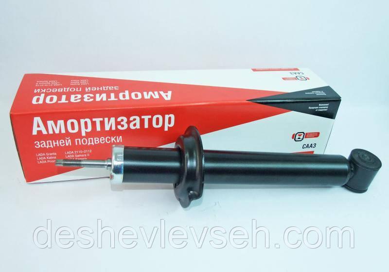 Амортизатор ВАЗ-2110, 1118 задний, 2110-2915402-01 (СААЗ)