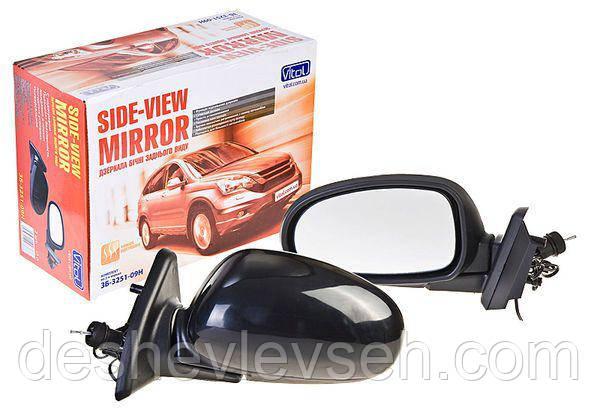 Зеркало ВАЗ-2108 левое+правое VITOL с обогревом (3251-09H), 2108-8201050/51 (Vitol)