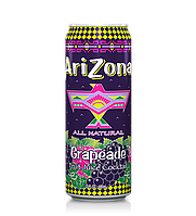 Напиток Arizona Grapeade 680ml