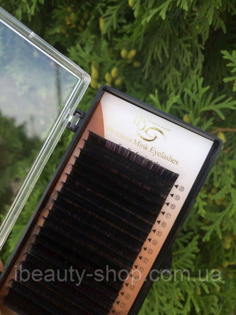 Вії I-Beauty мікс М-0,10 9-13 мм