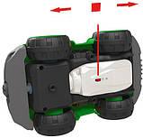Конструктор DIY Spatial Creativity  - Строительный кран LM8044-SZ-1, фото 4