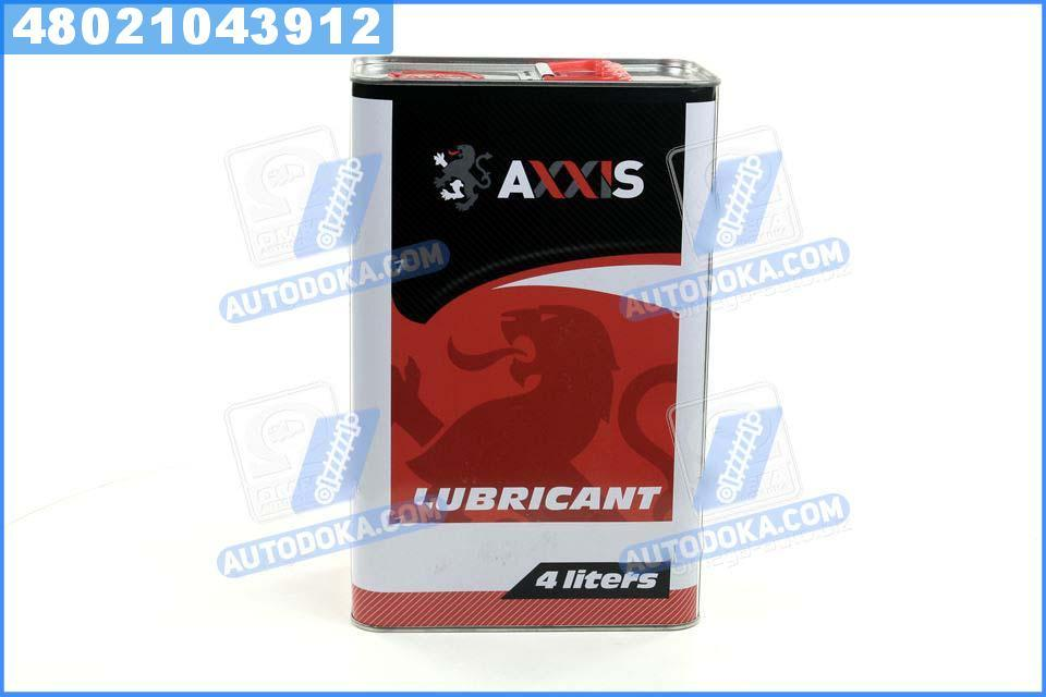 Масло трансмиссионое (красное) AXXIS ATF 2 (Канистра 4л)  48021043912