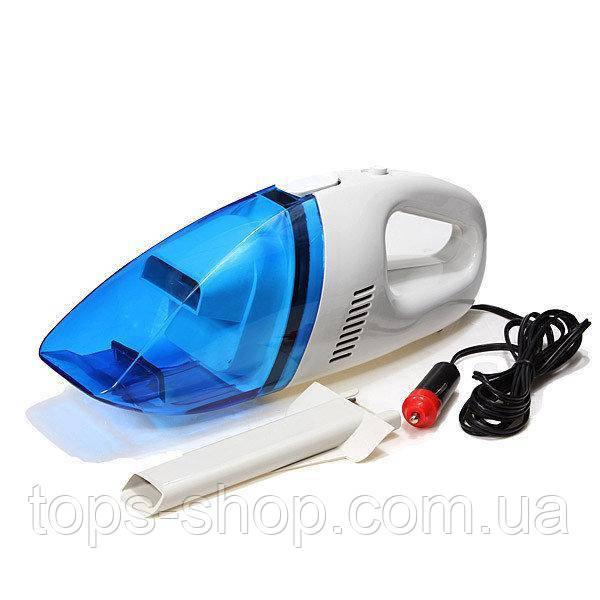 Автомобільний пилосос / Вакуумний автомобільний пилосос Vacuum cleaner 12V/ Пилосос для Авто