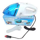 Автомобільний пилосос / Вакуумний автомобільний пилосос Vacuum cleaner 12V/ Пилосос для Авто, фото 7