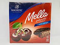 Конфеты шоколадные Galaretka Mella с вишневым соком 190 г