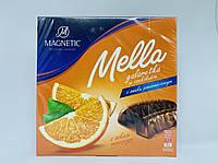 Конфеты шоколадные Galaretka Mella с апельсиновым соком 190 г