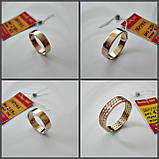 Золотые обручальные кольца 19, 19.5, 20, 20.5 размер. От 1299 гривен за 1 грамм Золота 585 пробы., фото 10