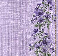 Шпалери паперові Ексклюзив 066-05 фіолетовий, фото 1