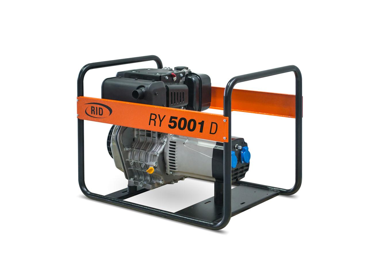 RID RY 5001 DE (5.0 кВт)