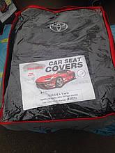 Авточохли Favorite на Toyota Yaris 2006-2011 sedan (арабська версія )