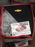 Авточохли Favorite на Toyota Yaris 2006-2011 sedan (арабська версія ), фото 4