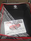 Авточохли Favorite на Toyota Yaris 2006-2011 sedan (арабська версія ), фото 6
