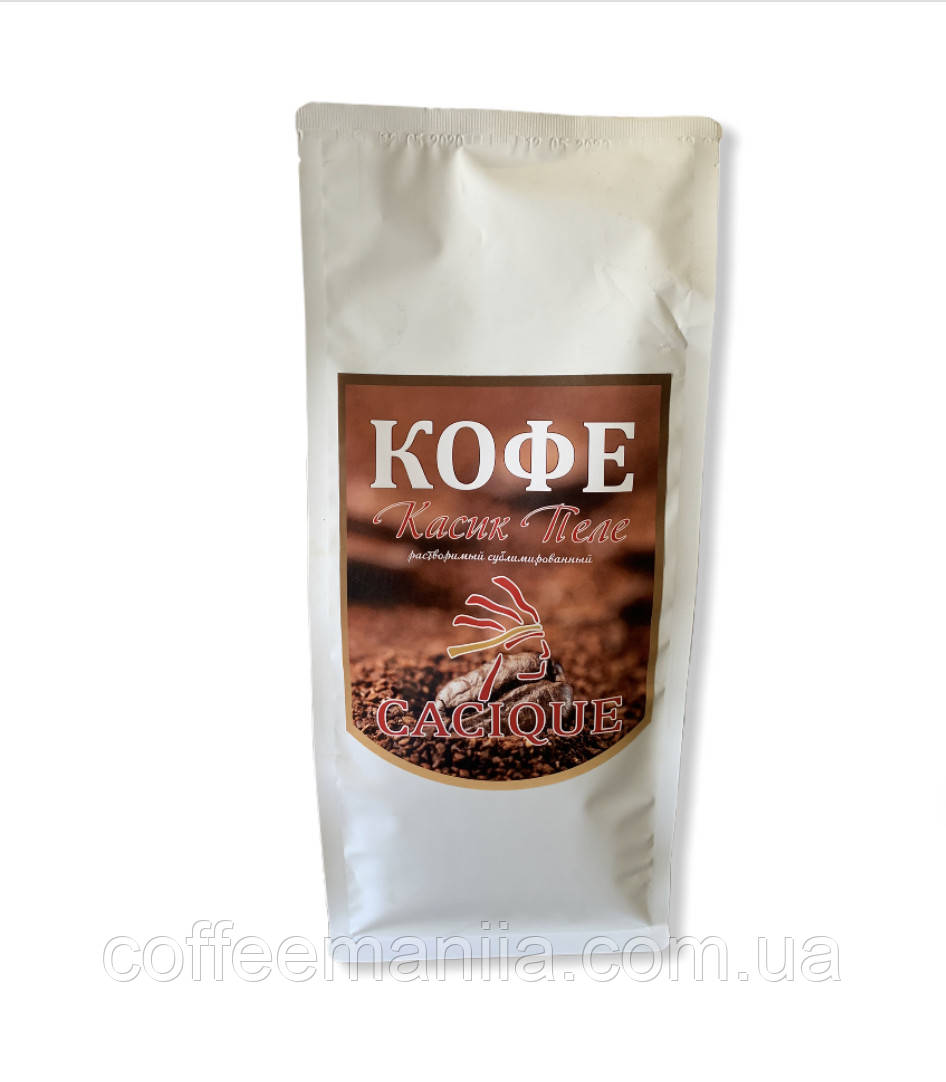 Кофе растворимый Касик,500 г. Бразилия