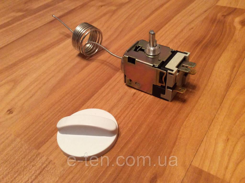 Термостат капиллярный TAM112-0.8М (TAM112-1M) / Lдлина капилляра=0,8м  для однокамерных холодильников    Китай
