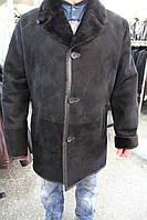 Дубленка мужская H-19/черный