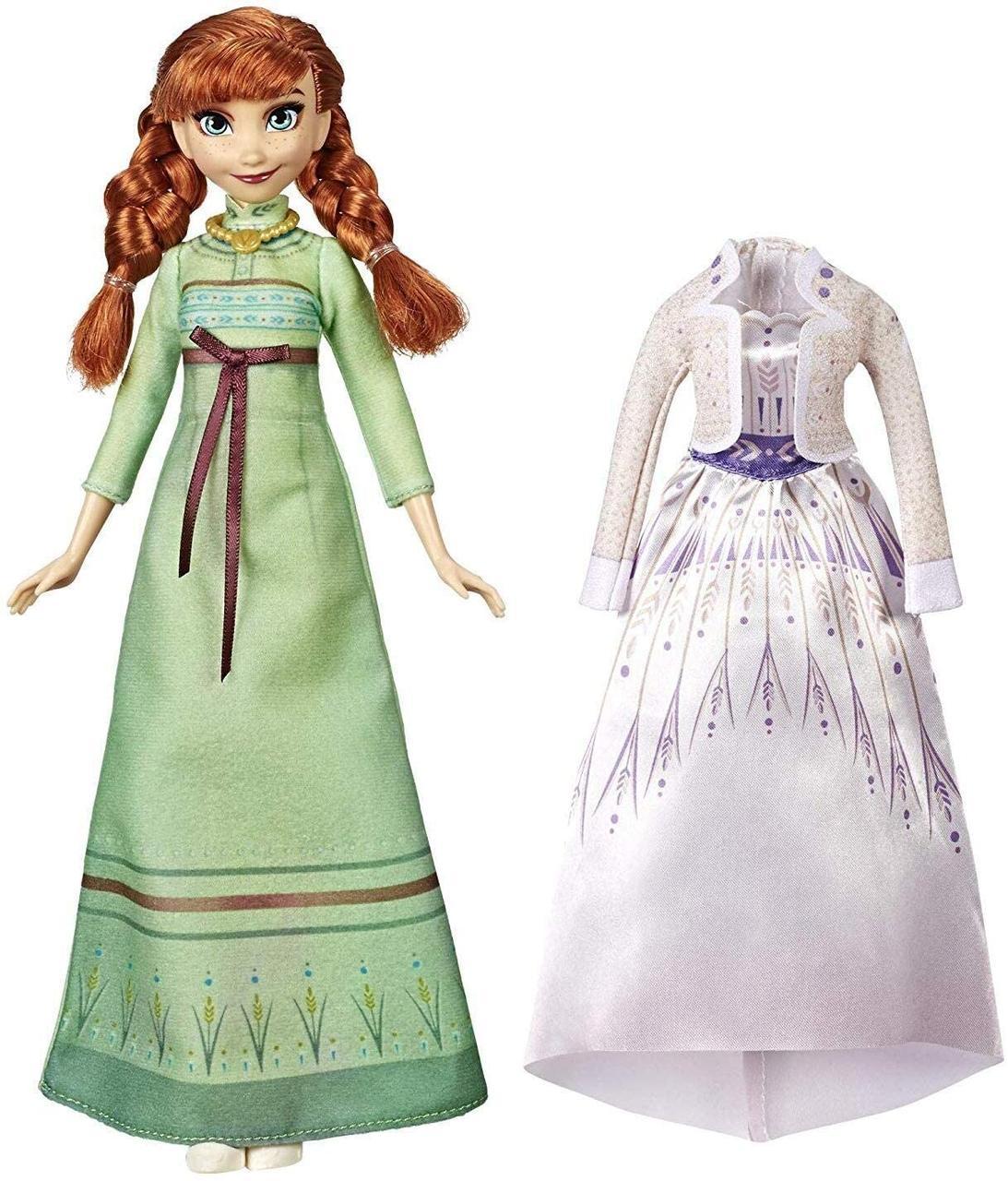 Лялька Анна Крижане серце Frozen
