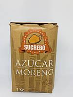 Сахар тростниковый Sucrebo, 1 кг Испания