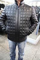 Дубленка мужская A022/черный