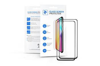 Защитное стекло на iPhone 7 Plus, iPhone 8 Plus 2 в 1 на всю площадь экрана 2E Mobile Черное (2E-IP-7-8P-IBFCFG-BB)