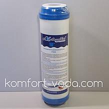"""Картридж з гранульованим бітумним вугіллям AquaKut FCCA 10""""х2,5"""""""