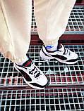 Мужские кроссовки в стиле Nike Air Monarch (black/white), Найк Аир Монарх (Реплика ААА), фото 4