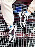 Мужские кроссовки в стиле Nike Air Monarch (black/white), Найк Аир Монарх (Реплика ААА), фото 7